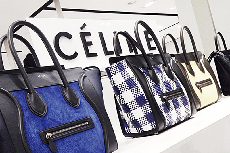 Celine-luggage-bags