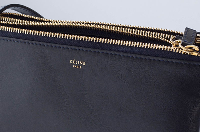 celine micro price - celine large model black trio bag