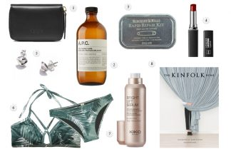 an ethical and sustainable gift guide