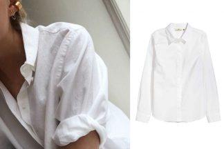 wardrobe essentials the white shirt